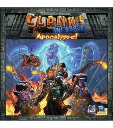 Produkt Clank! In Space! Apocalypse!