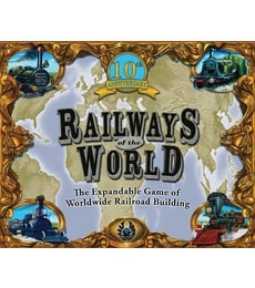 Produkt Railways of the World: 10th Anniversary Edition