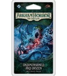 Produkt Arkham Horror: The Card Game - Undimensioned and Unseen