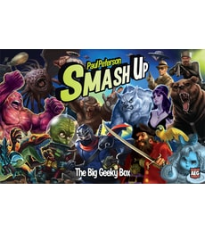 Produkt Smash Up: The Big Geeky Box