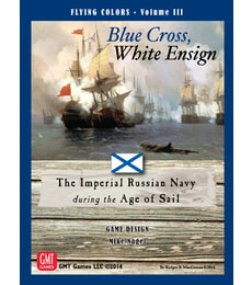 Produkt Blue Cross, White Ensign