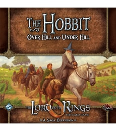 Produkt The LOTR: The Hobbit: Over Hill and Under Hill