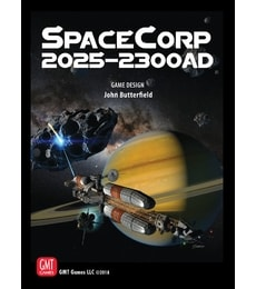 Produkt SpaceCorp - 2020-2300 AD