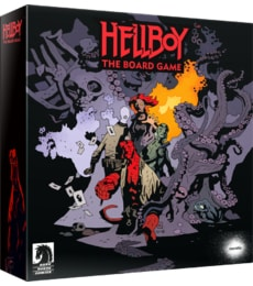 Produkt Hellboy: The Board Game