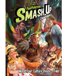 Produkt Smash Up: World Tour - Culture Shock