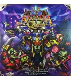 Produkt Arcadia Quest: Beyond the Grave