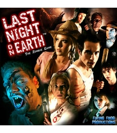 Produkt Last Night on Earth: The Zombie Game