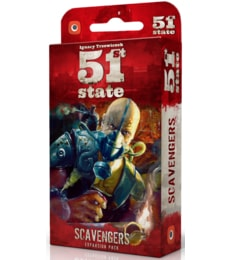 Produkt 51st State: Scavengers