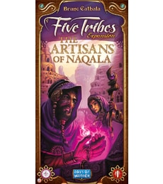Produkt Five Tribes: The Artisans of Naqala Expansion