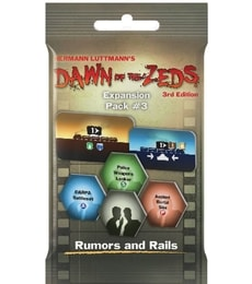 Produkt Dawn of the Zeds: Rumors and Rails