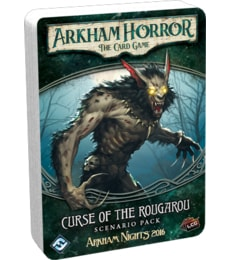 Produkt Arkham Horror: The Card Game - Curse of the Rougarou