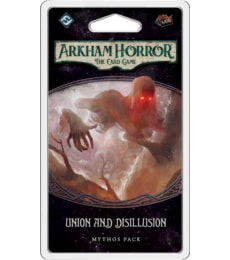 Produkt Arkham Horror: The Card Game - Union & Disillusion
