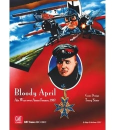 Produkt Bloody April: Air War over Arras, 1917