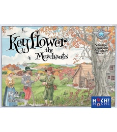 Produkt Keyflower: The Merchants