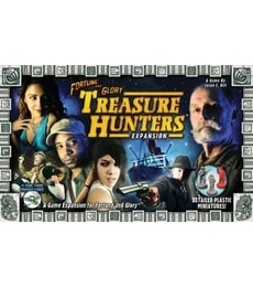 Produkt Fortune And Glory: Treasure Hunters