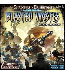 Produkt Shadows of Brimstone: Blasted Wastes
