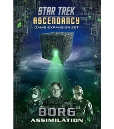 Produkt Star Trek: Ascendancy - Borg Assimilation