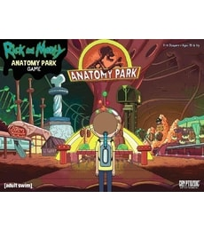 Produkt Rick and Morty: Anatomy Park