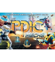 Produkt Tiny Epic Mechs