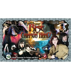 Produkt Fortune And Glory: Rise of the Crimson Hand