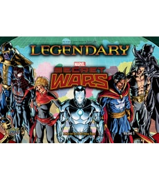 Produkt Legendary: Secret Wars - Volume 1