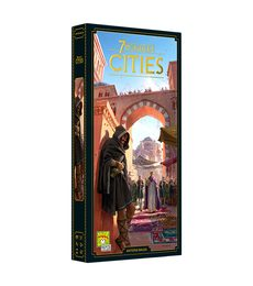 Produkt 7 Wonders (Second Edition): Cities