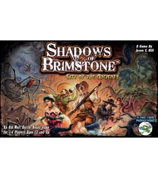 Produkt Shadows of Brimstone: City of the Ancients