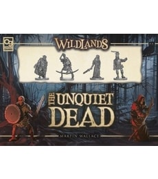 Produkt Wildlands: The Unquiet Dead
