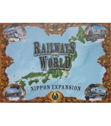 Produkt Railways of the World: Nippon Expansion