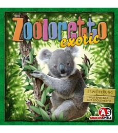 Produkt Zooloretto exotic