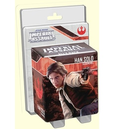 Produkt Imperial Assault Ally Pack: Han Solo