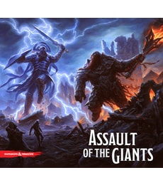 Produkt Dungeons & Dragons: Assault of the Giants (poškozený obal)