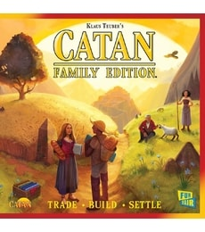 Produkt Settlers of Catan: Family Edition