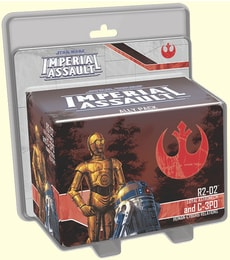 Produkt Imperial Assault Ally Pack: R2-D2 and C-3PO