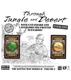 Produkt Memoir 44: Through Jungle and Desert