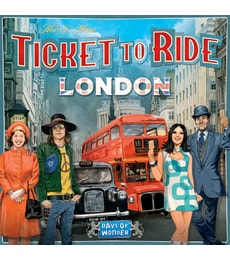Produkt Ticket to Ride: London