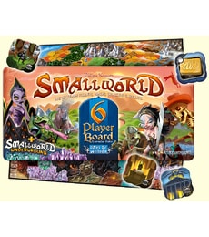 Produkt Small World - 6 Player Board