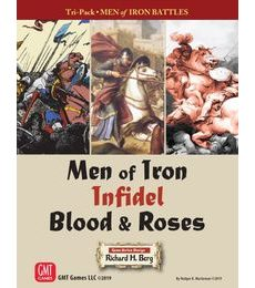 Produkt Tri-Pack - Men of Iron Battles: Men of Iron, Infidel, Blood & Roses