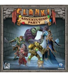 Produkt Clank! Adventuring Party