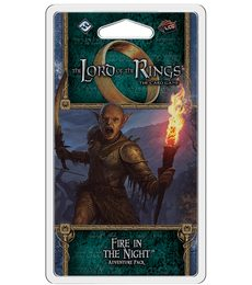 Produkt The Lord of the Rings: The Card Game - Fire in the Night Expansion Pack