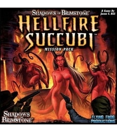 Produkt Shadows of Brimstone: Hellfire Succubi
