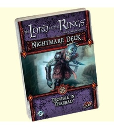 Produkt The LOTR: LCG - Trouble in Tharbad - Nightmare deck