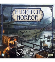 Produkt Eldritch Horror: Masks of Nyarlathotep
