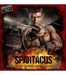 Produkt Spartacus - A Game of Blood and Treachery