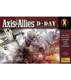Produkt Axis & Allies: D-Day - 6. June 1944