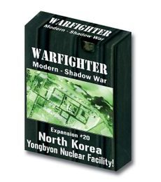 Produkt Warfighter: North Korea