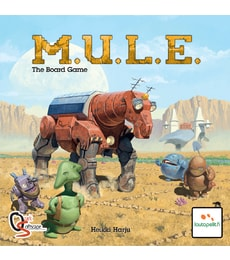 Produkt M.U.L.E.: The Board Game