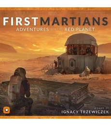Produkt First Martians: Adventures on the Red Planet