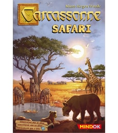 Produkt Carcassonne: Safari