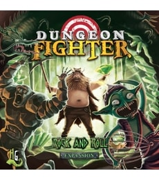 Produkt Dungeon Fighter: Rock and Roll Expansion